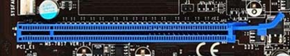 Слот PCI-Express-x16